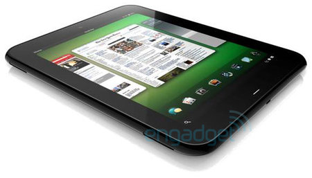 Palm webOS tablet details and images leaked - photo 2