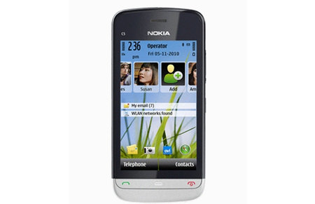Nokia C5-03 smartphone gets UK launch