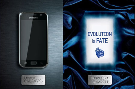 Samsung Galaxy S 2 teased for MWC 2011