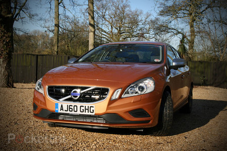 Volvo S60 R-Design (2011) hands-on