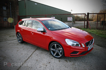 Volvo V60 R-Design (2011) hands-on