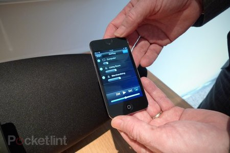 Bowers & Wilkins Zeppelin Air hands-on - photo 6