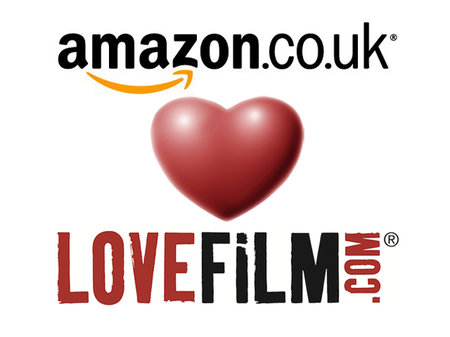 Amazon buys Lovefilm