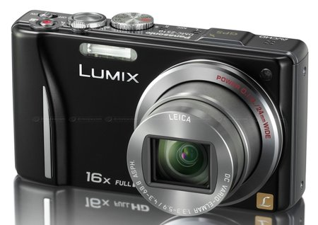 Trio of Panasonic compacts added to the line-up