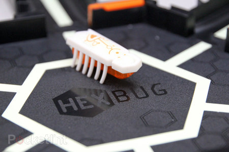 Hexbug: Creepy crawly robot toys hands-on