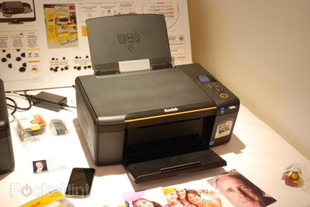 Kodak ESP C310 inkjet printer hands on