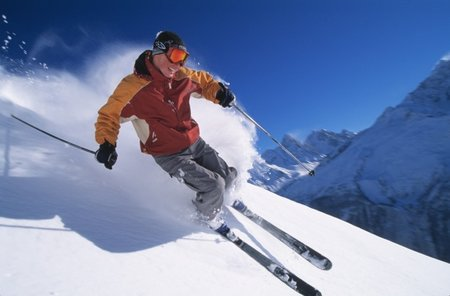 Using the web to plan your ski trip