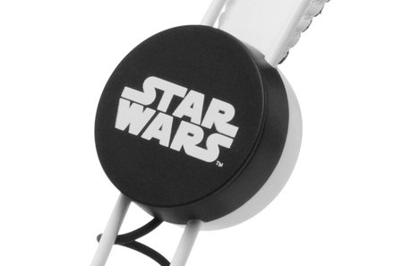 Yet more official Star Wars headphones