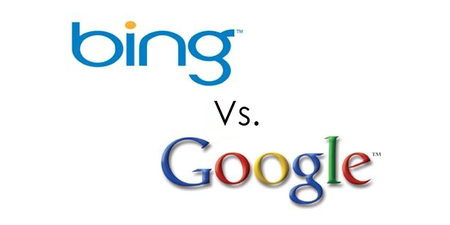 Google and Microsoft: Handbags at dawn