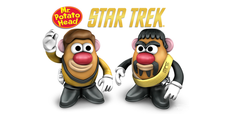 Star Trek Mr. Potato Head toys coming soon