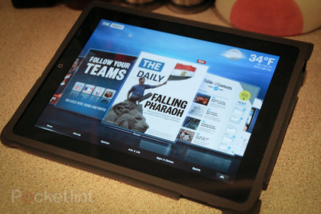 The Daily (iPad) hands-on