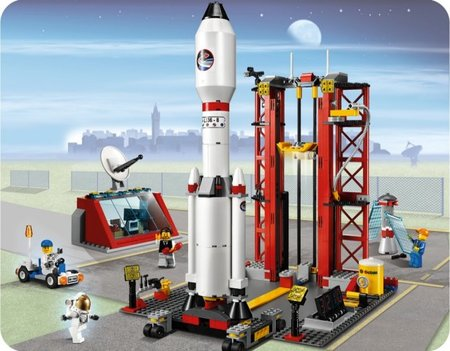Lego teams with NASA for new sets