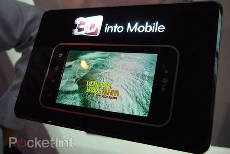 Three and Vodafone confirm LG Optimus 3D