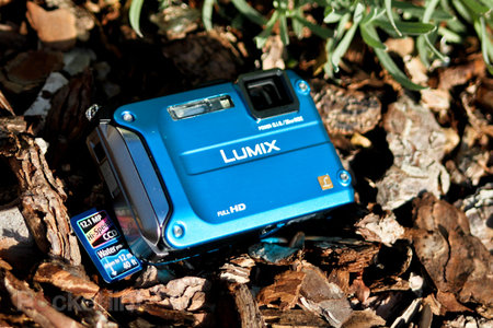 Panasonic DMC-FT3 hands-on