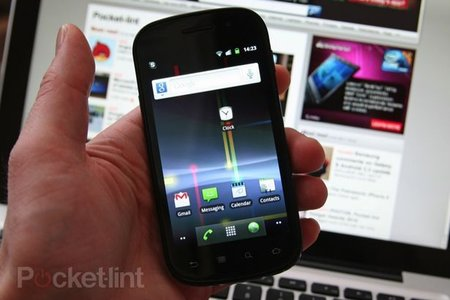 Vodafone nabs the Google Nexus S