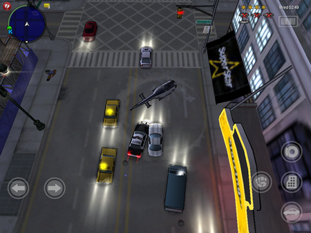 GTA: Chinatown Wars on iPhone and iPad - half-price for Chinese New Year
