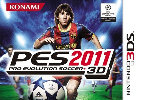 PES 2011 3D: Kicking off on launch day
