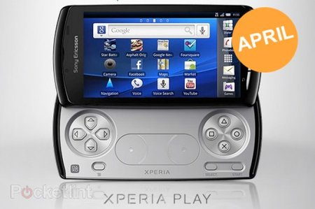 Xperia Play launching April, say Orange and T-Mobile