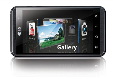 The LG Optimus 3D