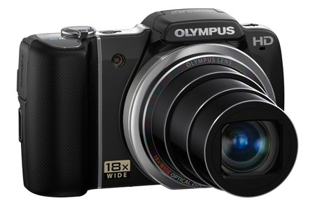 Olympus SZ-10 brings HD and 3D to the ultra-zoom range