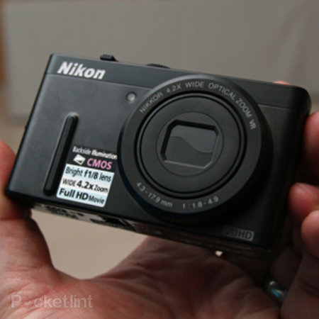 Nikon attacks the high-end with Coolpix P300