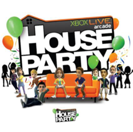 Xbox LIVE Arcade House Party kicks off 16 February