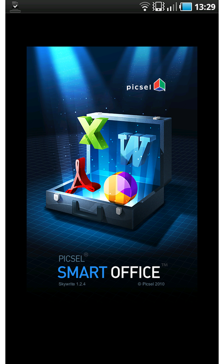 APP OF THE DAY: Picsel Smart Office review (Android) - photo 4