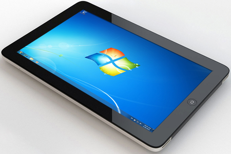 Pioneer details Windows 7 boasting DreamBook ePad F10