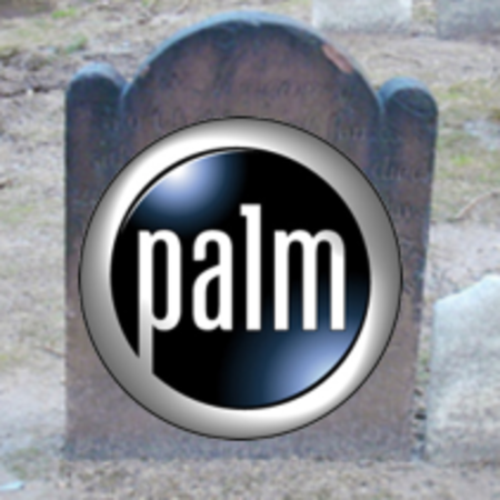 Palm is dead, long live HP
