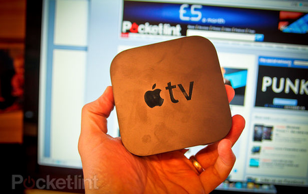 Apple TV to take on Xbox LIVE?