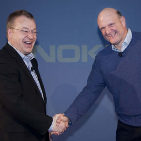 Nokia and Microsoft - it's a deal