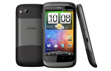HTC Desire S, the new replacement for the HTC Desire