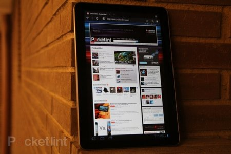 Samsung Galaxy Tab 10.1V hands-on