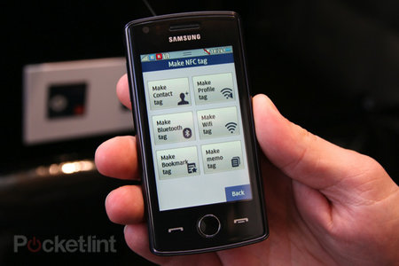 Samsung Wave 578 hands-on