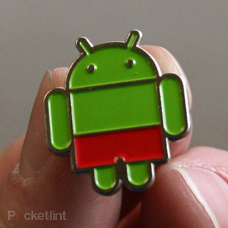 Limited edition Android pin badges: 86 to collect!