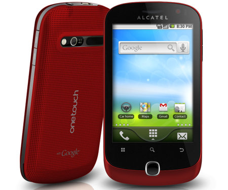 Alcatel One Touch mobile lineup to make Android easy