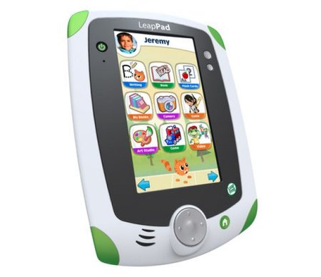 Another kid-friendly tablet LeapFrog(s) in