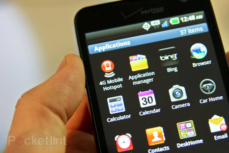 LG Revolution hands-on - photo 7