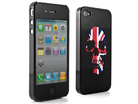 Ben Allen designed arty iPhone 4 cases