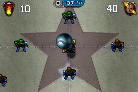Speedball 2 Evolution: iOS launch date confirmed