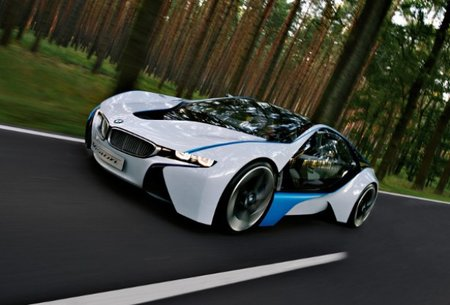 BMW launches 'i' sub-brand