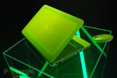 Sony Vaio C series hands-on