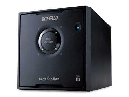 Buffalo DriveStation brings SuperSpeed USB 3.0 to the masses