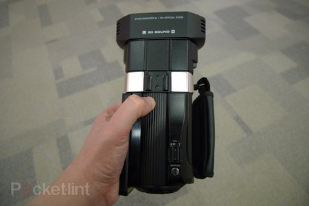JVC GS-TD1 hands-on - photo 12