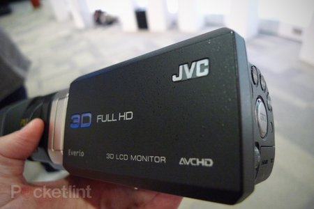 JVC GS-TD1 hands-on - photo 3