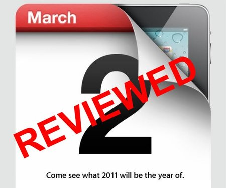 Apple iPad 2 review: SEO monkeys go crazy already