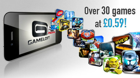 Gameloft discounts top titles in iTunes