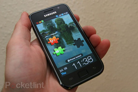 Samsung Galaxy S Gingerbread update coming March