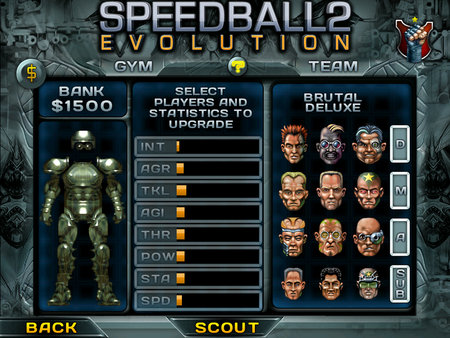 Speedball 2: Evolution iPad / iPhone hands-on - photo 14
