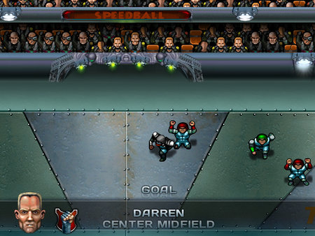 Speedball 2: Evolution iPad / iPhone hands-on - photo 18